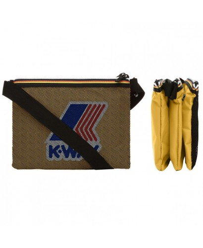 Acheter K-Way LE VRAI 3.0 CHLOE JAUNE - K009EZ0 - Vertigo Store