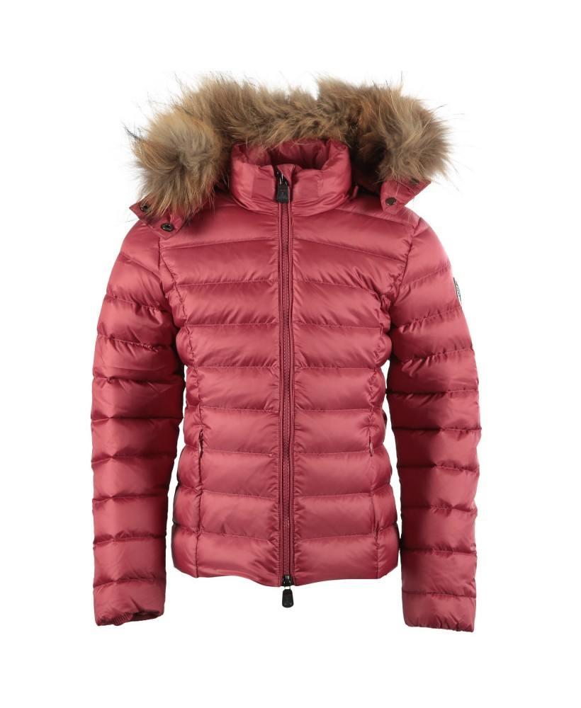 Acheter Jott Doudoune OPALE Grand Froid Fille 459-ROSE CELESTE - 3901OPA-459-ROSE CELESTE