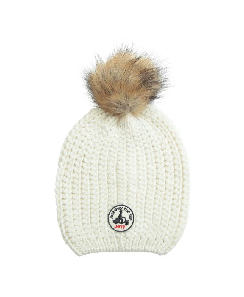 Acheter Jott Bonnet MONTREAL Lurex Accessoire Femme 901-BLANC - 3931MOL-901-BLANC