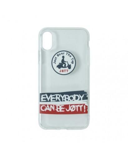Commander Jott COQUE IPHONE XR Accessoire 971-TRANSPARENT - CASXR chez Vertigo Store en toute sécurité