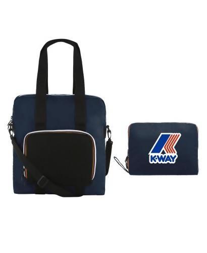 Acheter K-Way LE VRAI 3.0 VIOLETTE Bleu foncé - K006X30 - Vertigo Store