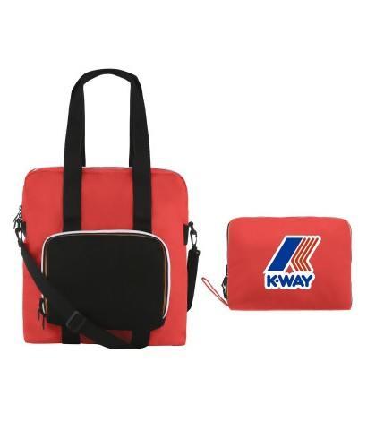 Acheter K-Way LE VRAI 3.0 VIOLETTE Rouge Fluo - K006X30 - Vertigo Store