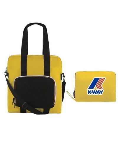 Acheter K-Way LE VRAI 3.0 VIOLETTE Jaune foncé - K006X30 - Vertigo Store
