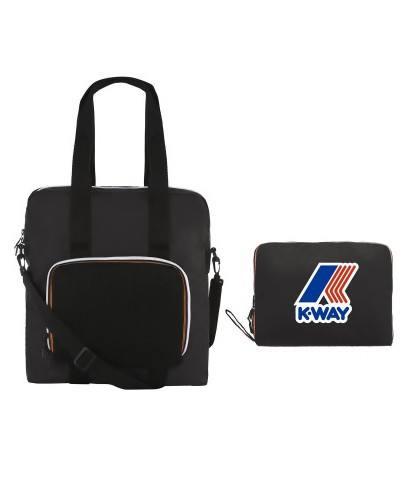 Acheter K-Way LE VRAI 3.0 VIOLETTE Noir - K006X30 - Vertigo Store